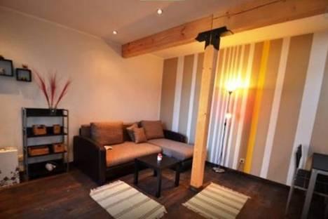 Сдается 1-комнатная квартира посуточно в Риге, Бривибас, 59.