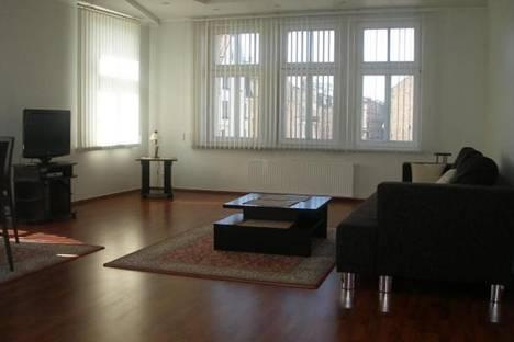 Сдается 4-комнатная квартира посуточно в Риге, Кр.Барона, 52.