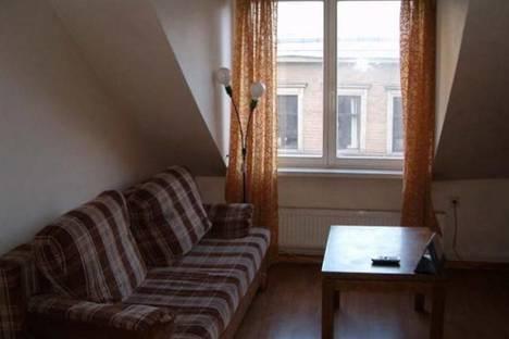 Сдается 2-комнатная квартира посуточно в Риге, Лачплеша, 2.