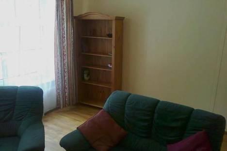 Сдается 4-комнатная квартира посуточно в Риге, Клостера, 11.
