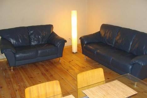 Сдается 4-комнатная квартира посуточно в Риге, Калею, 37.