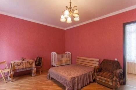 Сдается 3-комнатная квартира посуточно в Тбилиси, Татишвили, 12.