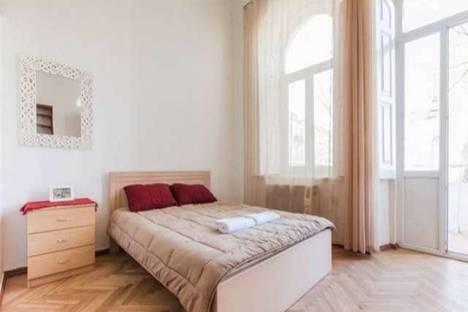 Сдается 1-комнатная квартира посуточно в Тбилиси, Леонидзе, 12.