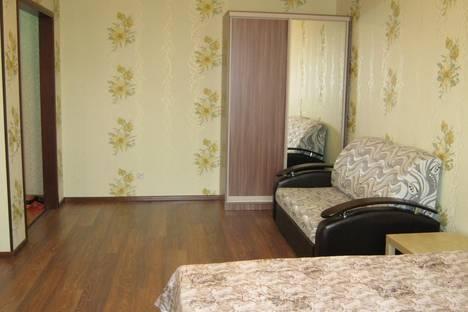 Сдается 1-комнатная квартира посуточно в Казани, ул. Чистопольская, 71а.