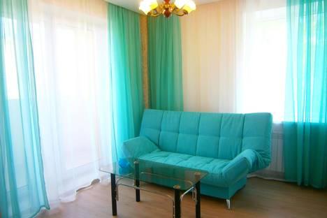 Сдается 2-комнатная квартира посуточно в Сыктывкаре, Западная, 11.