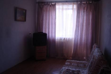 Сдается 1-комнатная квартира посуточно в Ростове-на-Дону, пл. Толстого 9/2.