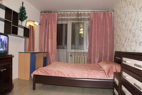 Сдается 1-комнатная квартира посуточнов Твери, Ипподромная ул., 1.