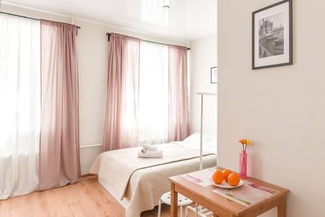 Сдается 1-комнатная квартира посуточнов Санкт-Петербурге, ул. Тамбовская, ,45.