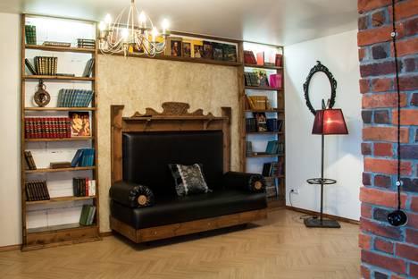 Сдается 1-комнатная квартира посуточно в Саратове, жилой комплекс Царицынский, 3.
