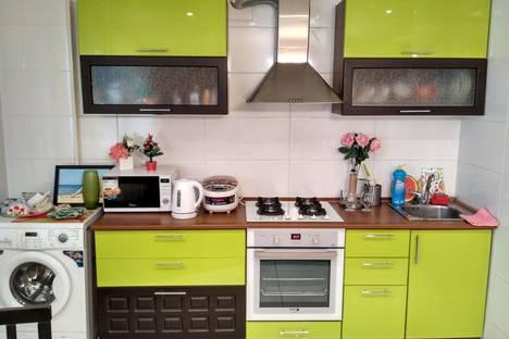 Сдается 1-комнатная квартира посуточнов Новотроицке, ул. Зеленая, 16.