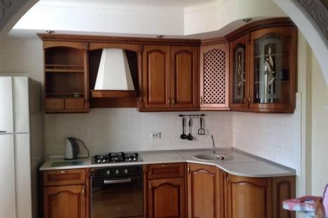 Сдается 3-комнатная квартира посуточно в Железноводске, ул. Московская, 17.