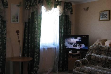 Сдается 1-комнатная квартира посуточно в Судаке, пер.Серный, 5.