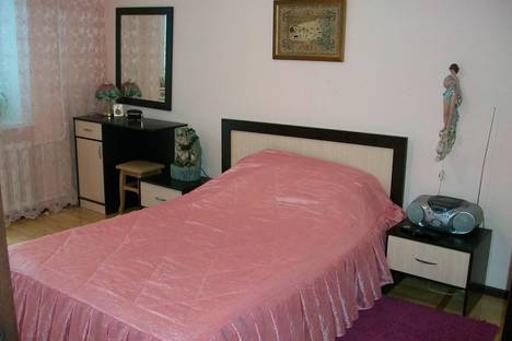 Сдается 2-комнатная квартира посуточно в Анапе, Ленина 15.