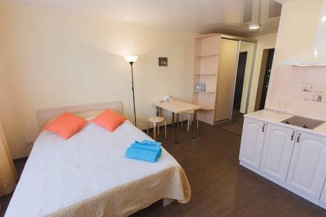 Сдается 1-комнатная квартира посуточно в Томске, ул. Савиных, 4а.