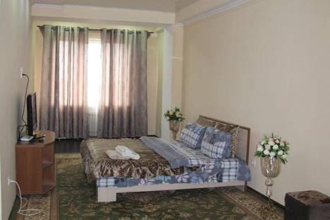 Сдается 1-комнатная квартира посуточнов Бишкеке, Турузбекова 124.