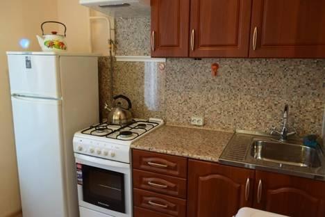 Сдается 1-комнатная квартира посуточнов Уфе, проспект Октября, 146.