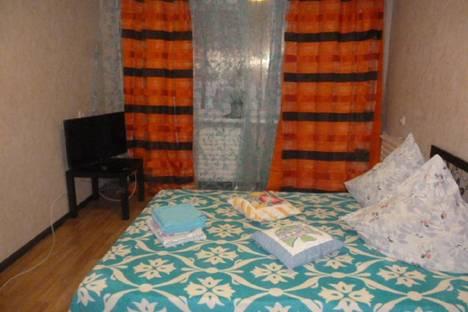 Сдается 1-комнатная квартира посуточно в Уфе, ул. Степана Кувыкина, 12.