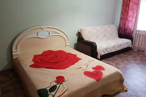 Сдается 1-комнатная квартира посуточно в Южно-Сахалинске, Комсомольская 298.