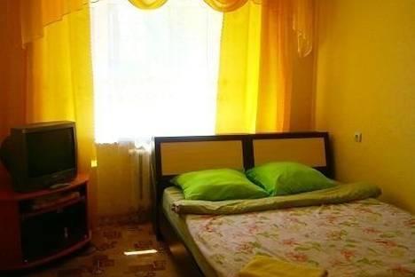 Сдается 1-комнатная квартира посуточно в Сыктывкаре, Первомайская, 145.