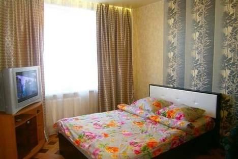 Сдается 1-комнатная квартира посуточнов Сыктывкаре, Сысольское шоссе, 1/2.