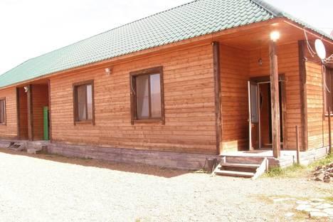 Сдается коттедж посуточно в Зеленой поляне, село Кусимовского Рудника, Набережная улица 24.