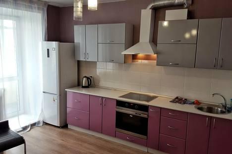 Сдается 1-комнатная квартира посуточнов Барнауле, Анатолия 35а.