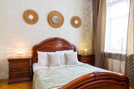 Сдается 3-комнатная квартира посуточнов Балашихе, ул. воронцовская, 19Б.