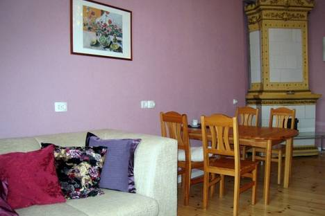 Сдается 2-комнатная квартира посуточно в Риге, Лачплеша, 60.