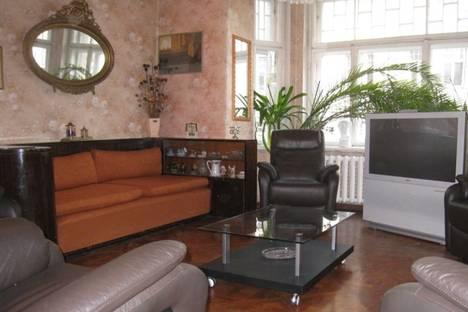 Сдается 4-комнатная квартира посуточно в Риге, Лачплеша, 18.