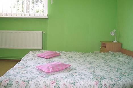 Сдается 1-комнатная квартира посуточнов Юрмале, Конкордияс, 64.