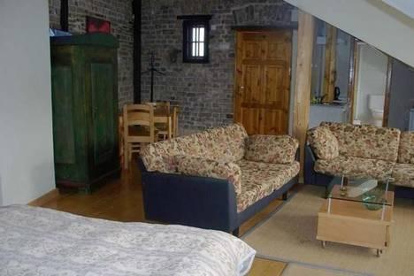 Сдается 1-комнатная квартира посуточно в Риге, Смилшу, 10.