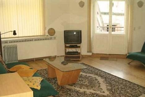Сдается 2-комнатная квартира посуточно в Риге, Миесниеку, 14.