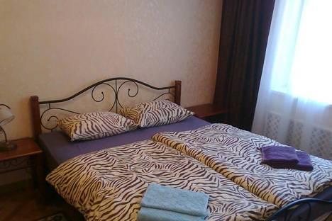 Сдается 3-комнатная квартира посуточно в Риге, Скарню, 7.