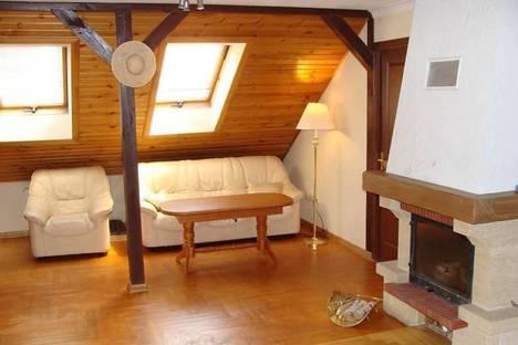 Сдается 3-комнатная квартира посуточно в Риге, бул. Райня, 3.