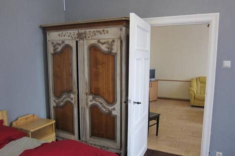 Сдается 3-комнатная квартира посуточно в Риге, Лачплеша, 2.