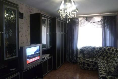 Сдается 1-комнатная квартира посуточно в Воронеже, ул. Владимира Невского, 39б.