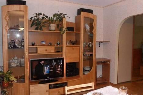 Сдается 3-комнатная квартира посуточно в Риге, Гипократа, 9.