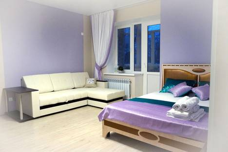 Сдается 1-комнатная квартира посуточно в Белореченске, ул. Свердлова, 1А.