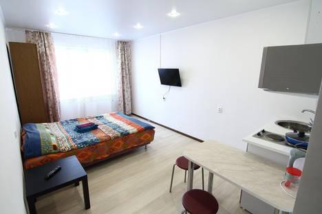 Сдается 1-комнатная квартира посуточно в Брянске, ул. Романа Брянского, 25.