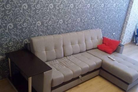 Сдается 1-комнатная квартира посуточнов Яблоновском, Гагарина, 159.