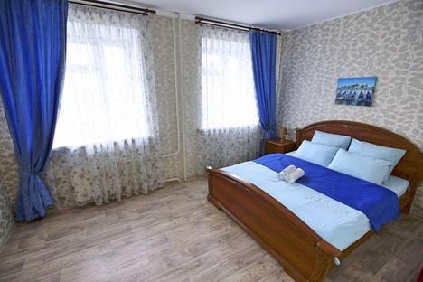 Сдается 2-комнатная квартира посуточно в Сургуте, ул. Игоря Киртбая, 20.