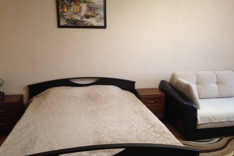 Сдается 1-комнатная квартира посуточно в Липецке, ул. Шуминского, д. 6.
