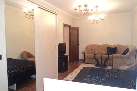 Сдается 1-комнатная квартира посуточно в Бишкеке, ул. Турусбекова, 183.
