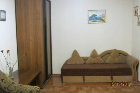 Сдается 1-комнатная квартира посуточно в Судаке, Ленина 89А.