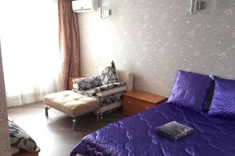 Сдается 1-комнатная квартира посуточнов Чебоксарах, ул. Ярмарочная, 7к2.