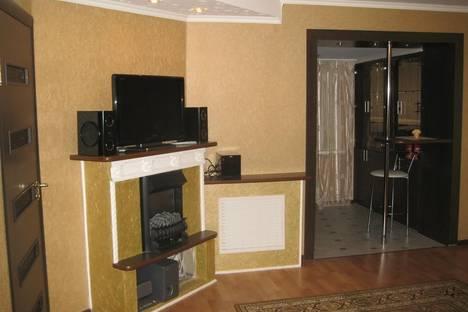 Сдается 2-комнатная квартира посуточно в Белгороде, ул. Попова, 76А.
