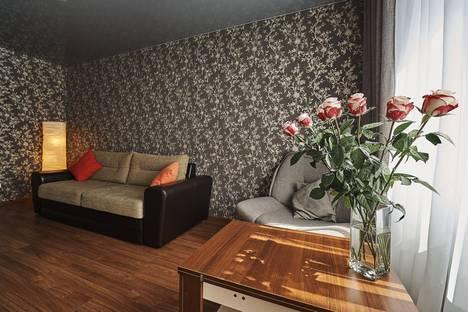 Сдается 1-комнатная квартира посуточно в Перми, шоссе Космонавтов, 116.
