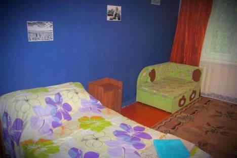Сдается 2-комнатная квартира посуточнов Ангарске, ул. Сибирских Партизан, 9А.