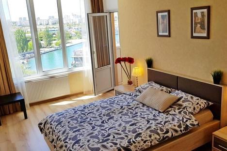 Сдается 1-комнатная квартира посуточнов Каче, пр.Гагарина,52.