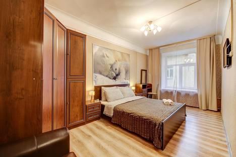Сдается 3-комнатная квартира посуточно, Литейный проспект, 10.